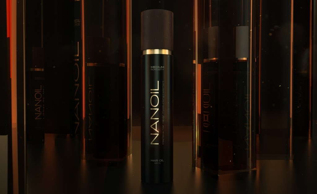 Nanoil - symphony of beauty for Your hair